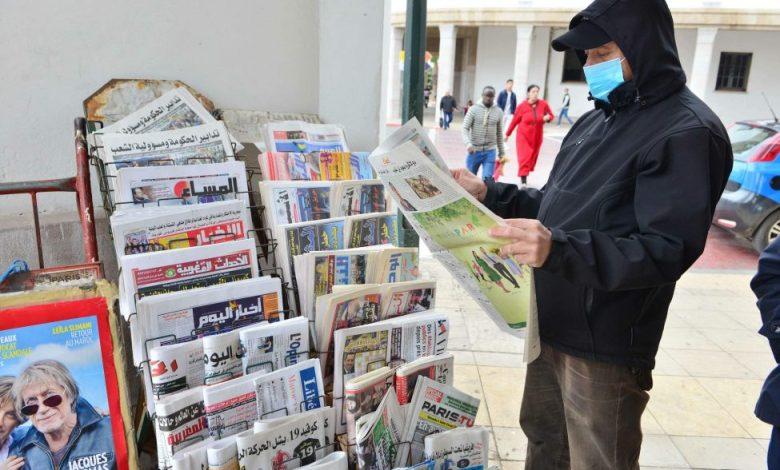 افعلان عن استئناف إصدار ونشر و توزيع الصحف الورقية ابتداء من 26 ماي