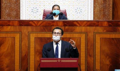 وزير الثقافة: تم تخصيص 30 مليون درهم إضافية لدعم باقي المقاولات الصحفية